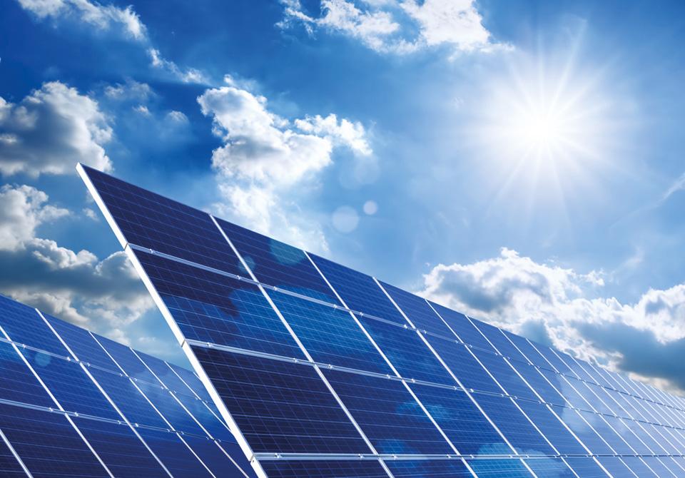 Cosack-Druck-Photovoltaikanlage